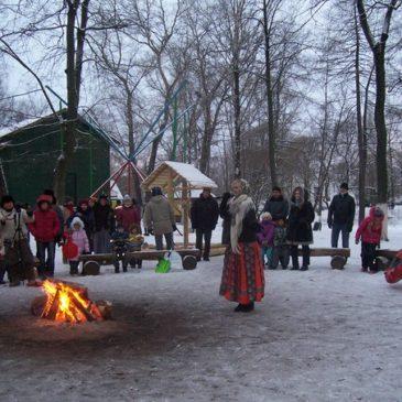 Живой Огонь добыли в Вологде