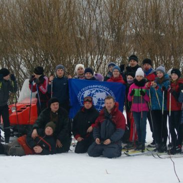 Зимняя туристско-спортивная эстафета «Дорогами землепроходцев» завершилась