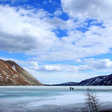 12 июня 2017 года завершился второй этап проекта по исследованию водоемов  северной Якутии