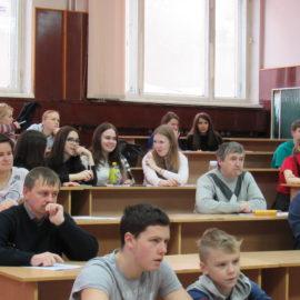Вологжане приняли участие в Географическом диктанте