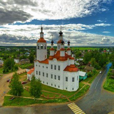ТОТЬМА ВОЙДЕТ в Ассоциацию «Самые красивые деревни и городки России»