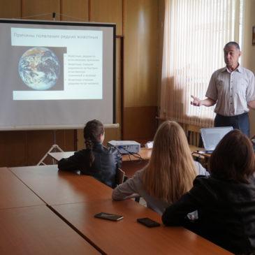 ЮНЫЕ ИССЛЕДОВАТЕЛИ природы завершили занятия по проекту «Экологический маршрут «Эколята – молодые защитники природы»