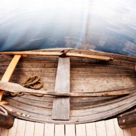 РЫБАЦКОМУ ПРОМЫСЛУ посвящена модернизированная экспозиция Музея Белого озера