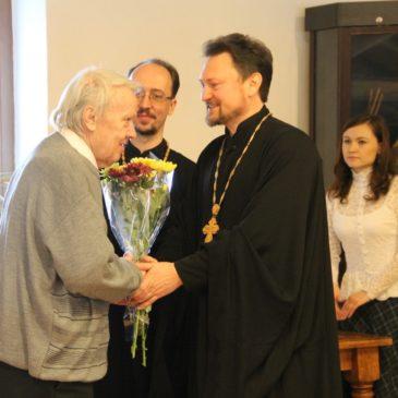 Юбилейные XX Малые Димитриевские чтения на тему «Духовные традиции Вологодского края» прошли в Спасо-Прилуцком Димитриевом монастыре.