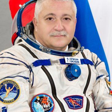 Вытегорские кадеты встретятся с летчиком-космонавтом Федором Юрчихиным.