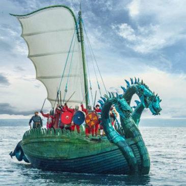 """Команда экспедиции """"Путь Рюрика"""" сделала остановку в Череповце."""