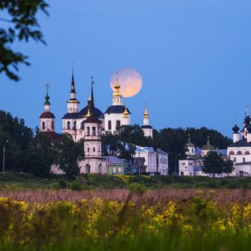 Лучший туристический маршрут области выберут в Вологодском госуниверситете и Центре подводных исследований и технологий.