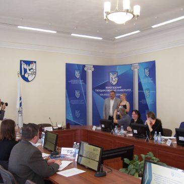 В ВоГУ наградили победителей конкурса «Форт Росс: прошлое, настоящее и будущее российско-американских отношений».