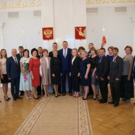 Преподаватели ВоГУ стали лауреатами Государственной премии Вологодской области.
