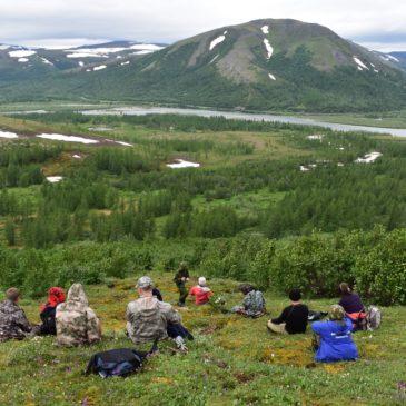 Группа вологодских школьников прошла водный маршрут второй категории сложности по Полярному Уралу.