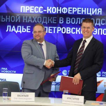 Вытегорскую ладью отреставрируют московские специалисты.