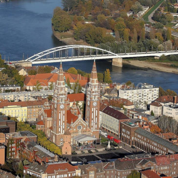 Встреча с почетным консулом РФ в городе Сегеде, Венгрия, Андреем Шлейнингом состоится сегодня в Вологде.