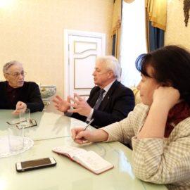 Вологодское отделение РГО планирует начать сотрудничество с венгерской стороной с образовательных и культурных проектов.