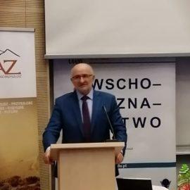 Представитель Вологодского отделения РГО принял участие в Международной конференции в Польше.