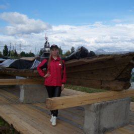 Вытегорская ладья допетровской эпохи стала музейным экспонатом, а ее северодвинский собрат нуждается в срочной помощи.