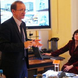 Подземным водам будет  посвящена новая встреча проекта «Литературная минералогия».