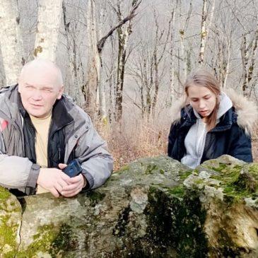 Поход в горы Кавказа совершили юные туристы из Регионального центра дополнительного образования детей.