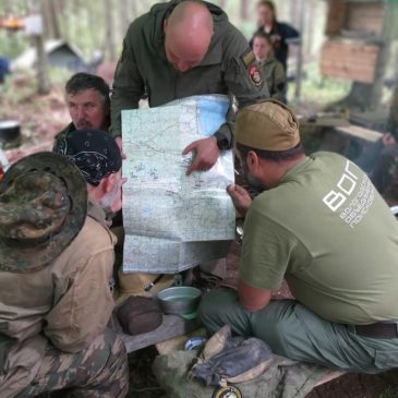 Вологодское отделение РГО поздравляет всех мужчин с Днем защитника Отечества.