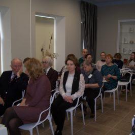 На археологических Еремеевских чтениях выступили члены Вологодского отделения РГО.