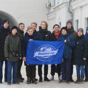 Юные корабелы из Вытегры приняли участие в Дне адмирала в Ярославле.