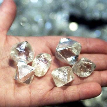 Есть ли на Вологодчине алмазы… Геологические заметки Валерия Чернышова.