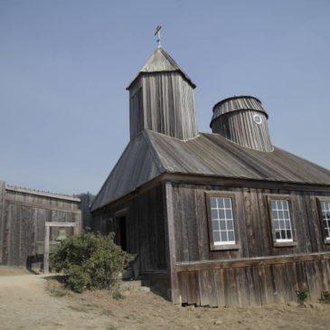 Посетить Форт-Росс и прогуляться по русской крепости в Калифорнии можно виртуально.