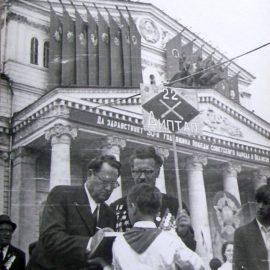 Что такое АИПТАП? 75-летию Победы посвящается. О народной памяти, связи времен и поколений.
