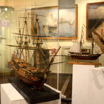 Работы череповецкого судомоделиста экспонируются в музеях не только Вологодской, но и Ярославской области.