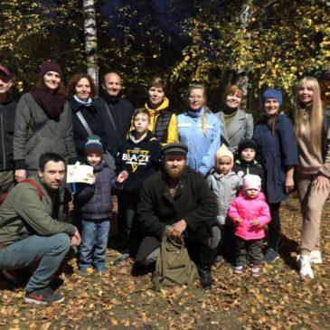 Активисты Клуба путешественников по Малой Родине провели очередную экскурсию по старинной Вологде.