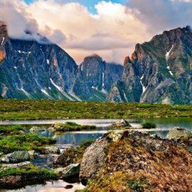 Забайкалье в разрезе геологии и литературы обсудили в Вологодской областной библиотеке.