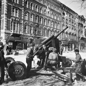 В Венгрии в 1945 году погибли 854 человека, призванных с территории современной Вологодчины