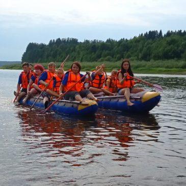 Турслет для детей с ОВЗ организовали в Школе путешественников Федора Конюхова
