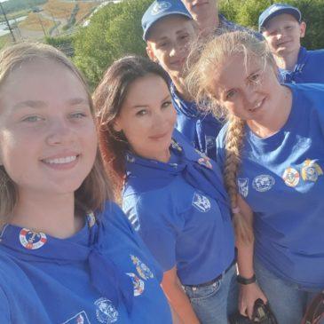 В слете молодежных клубов РГО в Иркутске примут участие и руководители из Вологодской области